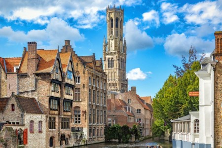 Наиболее интересные памятники архитектуры в Брюгге и их описание