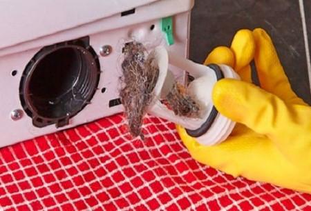 Как осуществляется чистка сливной системы в стиральной машине: основные правила