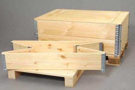 Технология изготовления деревянных паллетных бортов: что нужно знать