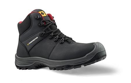 Рабочая обувь для строителей: характеристики и назначение