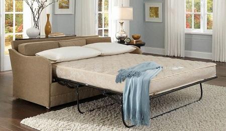 Диван-кровать и его преимущества перед нераскладными моделями