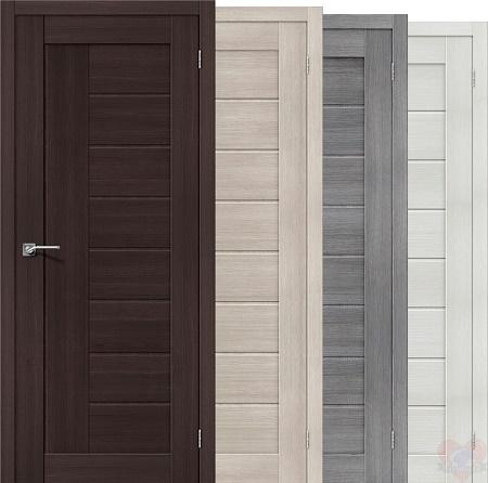 Двери Порта с покрытием экошпон: состав, характеристики и особенности