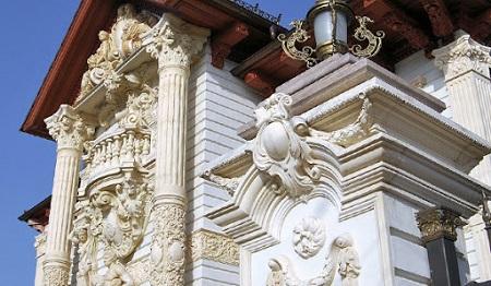 Декор из стеклофибробетона дял фасадов: преимущества и особенности материала