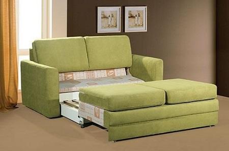 Особенности выкатных диванов и советы по их выбору