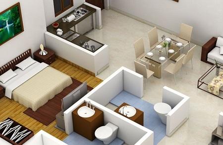 В чем преимущества наличия дизайн-проекта квартиры: плюсы и особенности