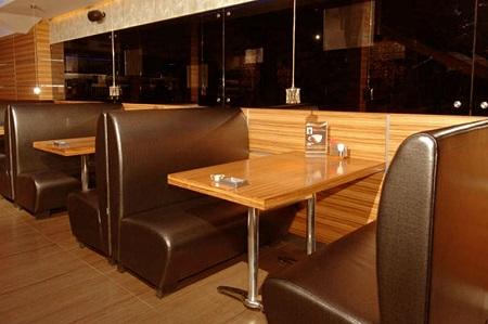 Оборудование зала в кафе: способы и этапы оформления