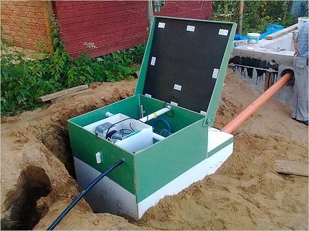 Как установить автономную канализацию: способы и возможности