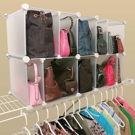 Организация системы хранения в шкафу: способы и этапы