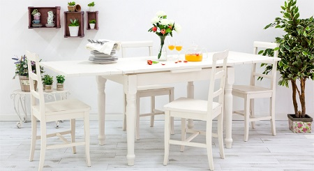 Как подобрать обеденный стол на кухню: виды и критерии выбора