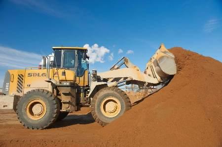 Песок для строительства дома: виды и характеристики