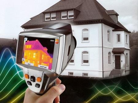 Для чего необходимо проводить проверку дома тепловизором: назначение и этапы