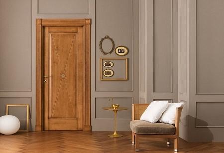 Двери из массива ольхи: монтаж, преимущества и уход