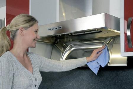 Как почистить вытяжку: рекомендации, способы и этапы