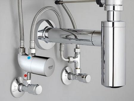 Гибкая подводка для воды: для чего используется и как правильно установить