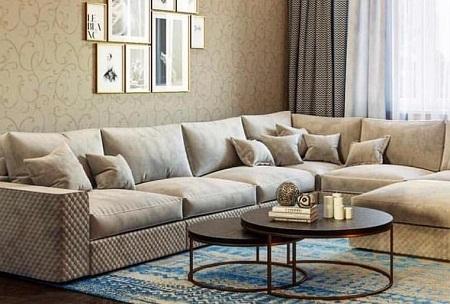 Подари себе комфортный диван: монтаж и характеристики