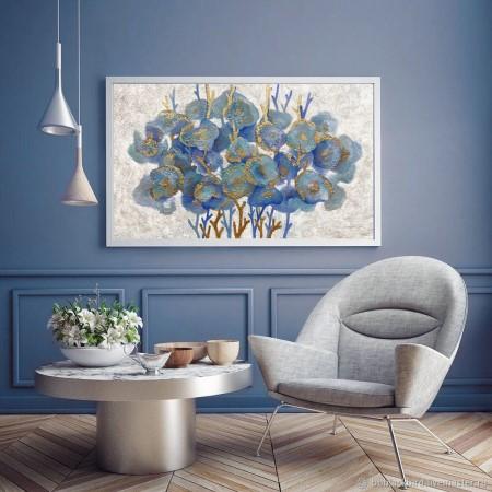 Что такое интерьерная живопись и как она создается: ее особенности