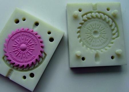 Основные этапы изготовления силиконовых форм своими руками