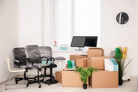 Как организовать переезд офиса на другое место: этапы и советы