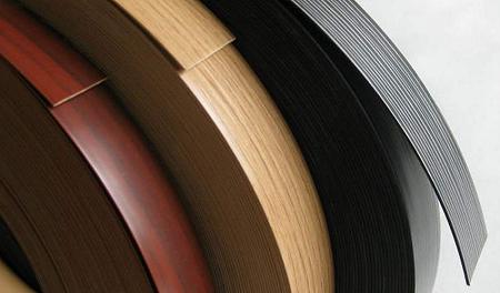 Как подобрать кромку ПВХ для мебели: виды и особенности
