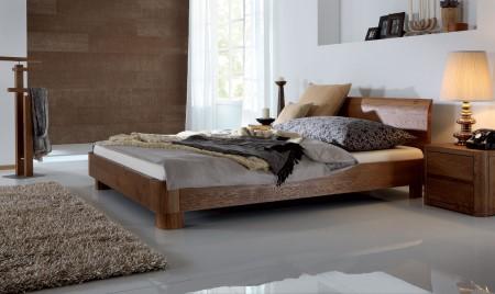 Какими достоинствами обладают кровати из массива бука и как их изготавливают