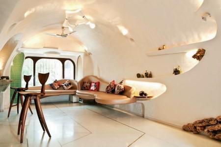 Выбираем мебель для кухни в стиле бионика: какой она должны быть