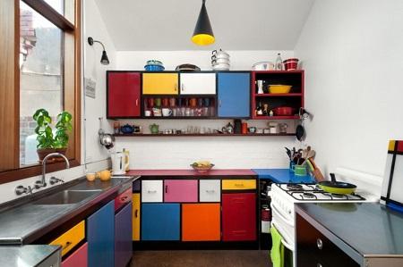 Как оформить кухню в стиле поп-арт: основные характеристики и способы выбора элементов меблировки