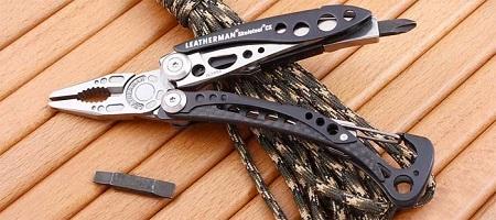 Краткий обзор ножей и мультитулов Leatherman