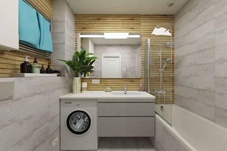 Как обустроить маленькую ванну: популярные идеи и советы