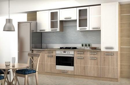 Преимущества модульных кухонь и технология их установки