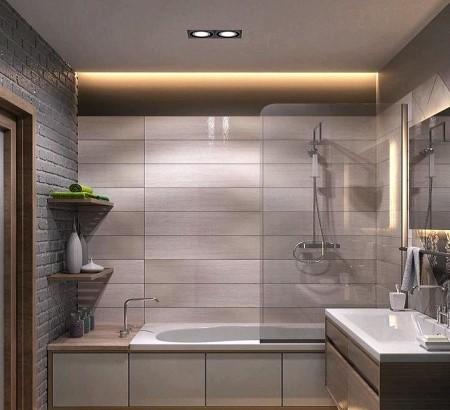 Полезные советы по монтажу натяжного потолка в ванной комнате