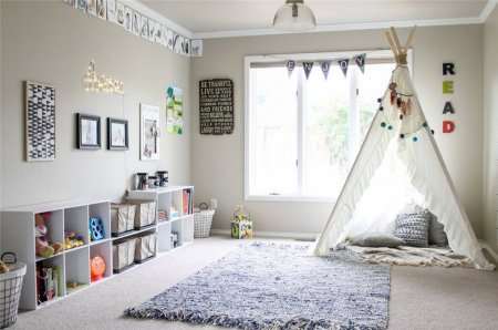 Оформление и обустройство детской комнаты: требования, правила и советы