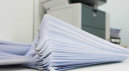 Офисная бумага: требования и технология производства
