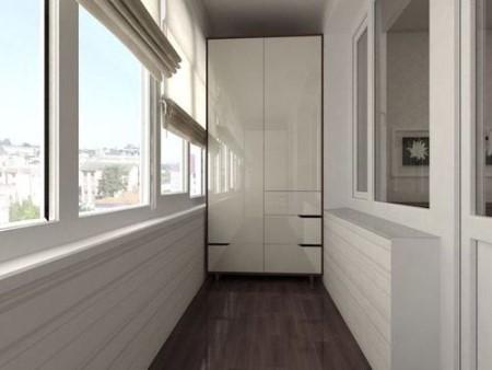 Достоинства пластика как материала для внутренней отделки балкона и правила его монтажа