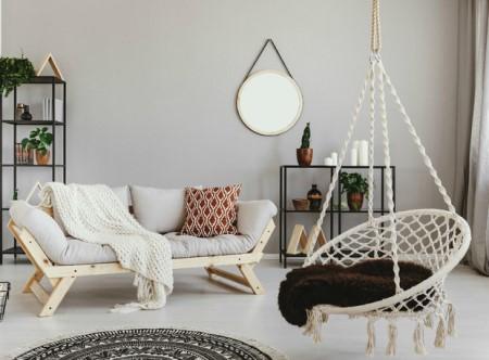 Какими преимуществами обладают подвесные кресла и как осуществляется их установка