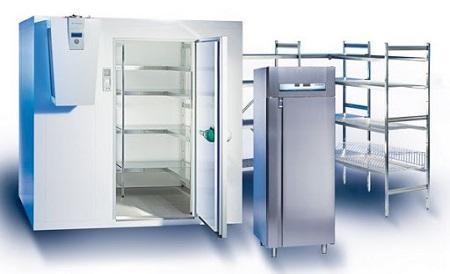 Требования к промышленным холодильным установкам
