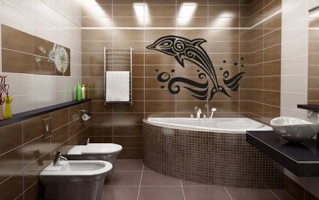 Выбор и самостоятельной монтаж сантехники в ванной комнате