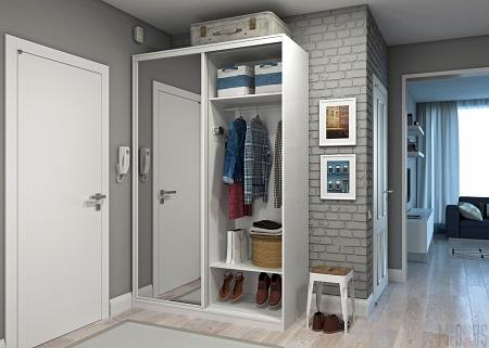 Создание прихожей в современном стиле: характеристики и правила выбора мебели