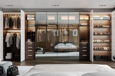 Выбираем мебель для современной гардеробной: на что необходимо обратить внимание