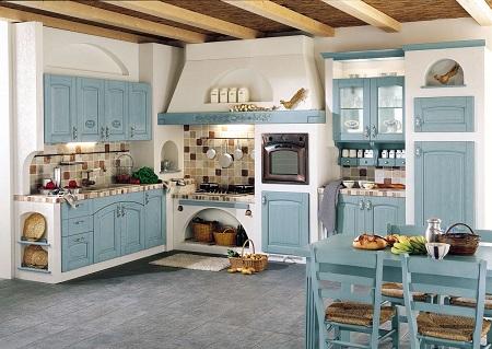 Стиль кантри в интерьере кухни: уют и гармония для всей семьи