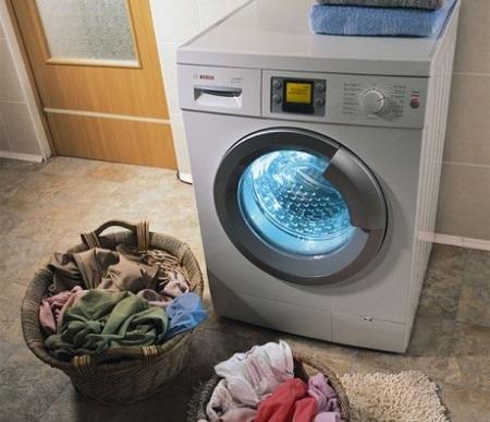 Устранение неполадок стиральной машины, если она перестала отжимать белье