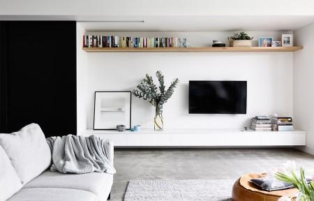 Где разместить телевизор в квартире: какую комнату выбрать и почему