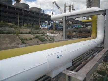Как производится теплоизоляция труб из пенопласта: способы и этапы