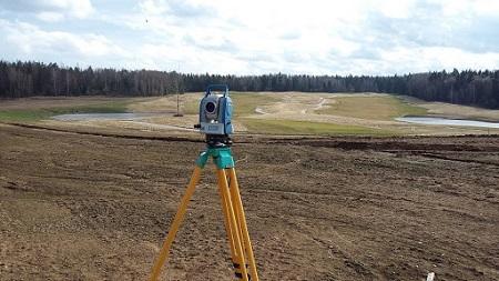 Топографическая съемка земельного участка: особенности изысканий