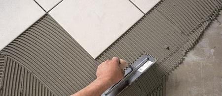Технология укладки керамической плитки: основные способы и порядок действий